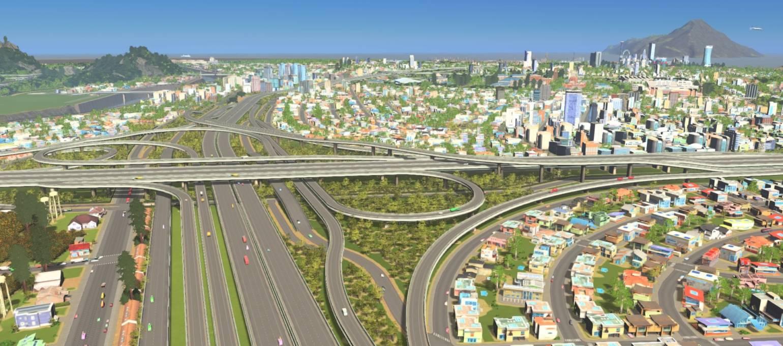 コンソール版Cities: Skylinesならではの魅力とは