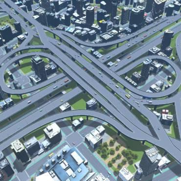 高速道路の建設を楽しもう