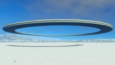 重層の道路を敷設できる支柱消し・支柱出しの技術