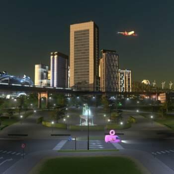シティーズスカイライン PlayStation4 Edition